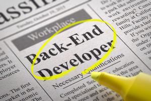 back-end developer ogłoszenie