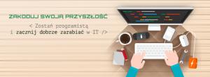 Kursy programowania w Krakowie.
