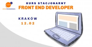 Kurs Front End 2018-02-12