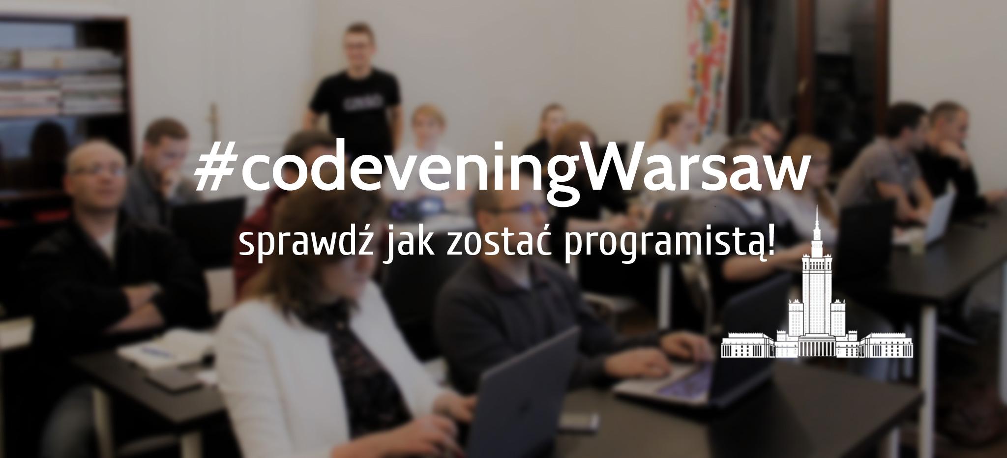 CodeveningWarsaw