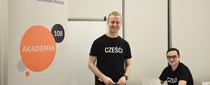 Nauka programowania Warszawa