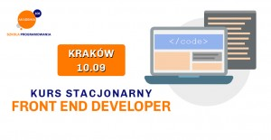 kurs Front End